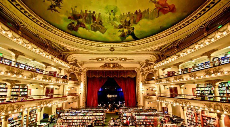 El Ateneo Grand Splendid : la plus belle librairie du monde