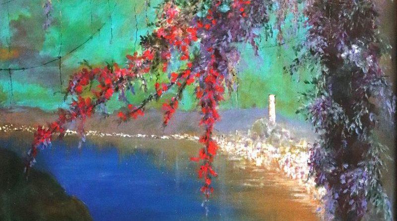 Peinture- Aysegül Özlenen Poroy expose à Oran