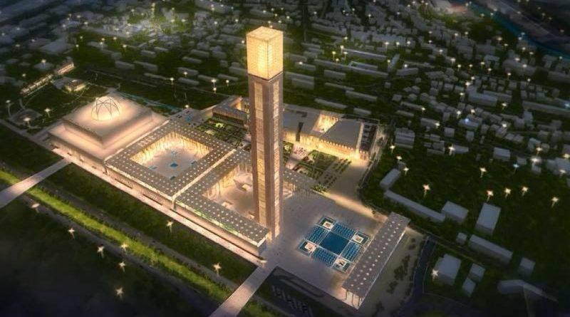 La Grande Mosquée d'Alger a coûté 2 milliards de dollars !