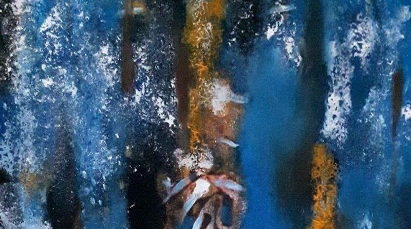 Exposition de peinture avec l'artiste Morad Foughali