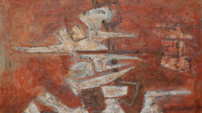 Quand Google rend hommage à l'artiste Mohammed Khadda