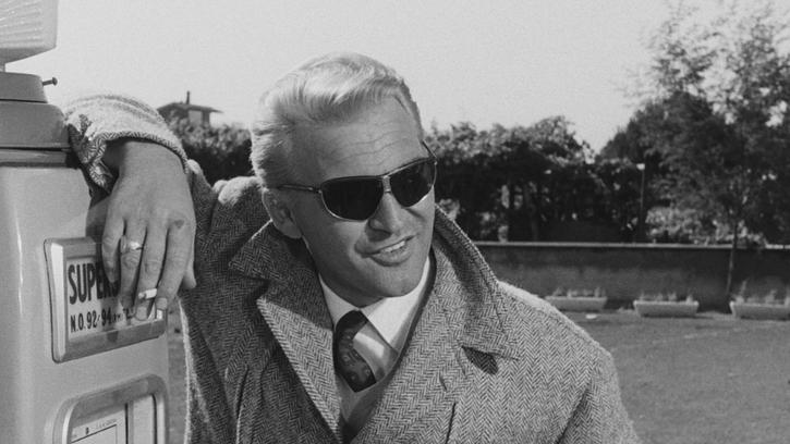 Hommage à Federico Fellini - Il Bidone