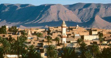 Photographie : Résidence algéro-européenne à Boussaâda