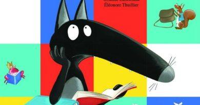"""Animation multimédia pour enfants : """"Le loup qui n'aimait pas lire"""""""