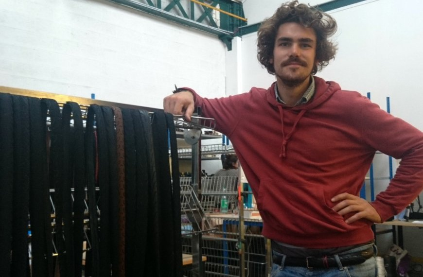 Long live sustainable fashion! Interview with Hubert from La Vie Est Belt