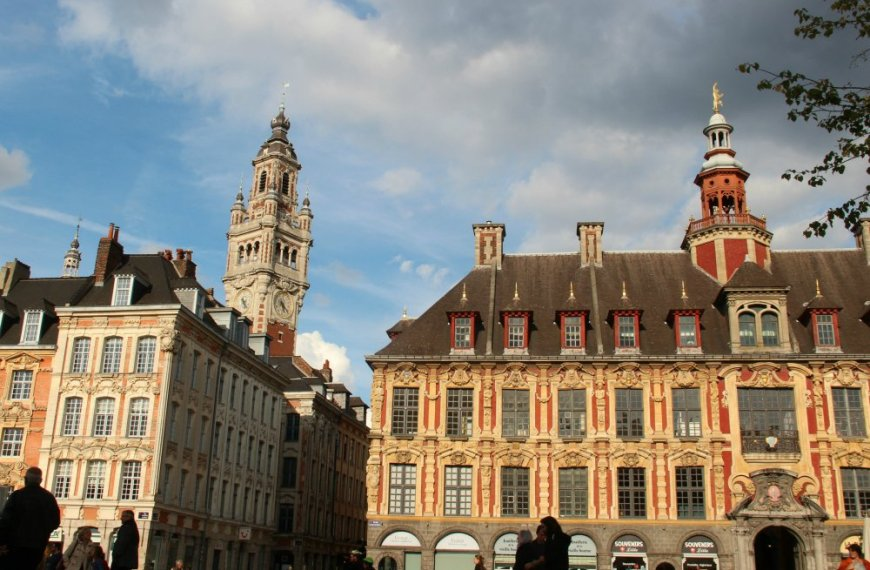 Photos of Lille
