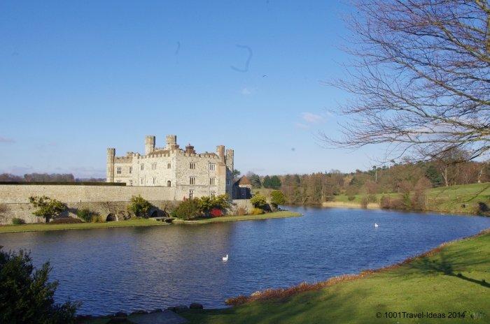 The Prettiest Castles in England