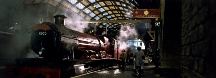 Harry Potter film locations in the UK