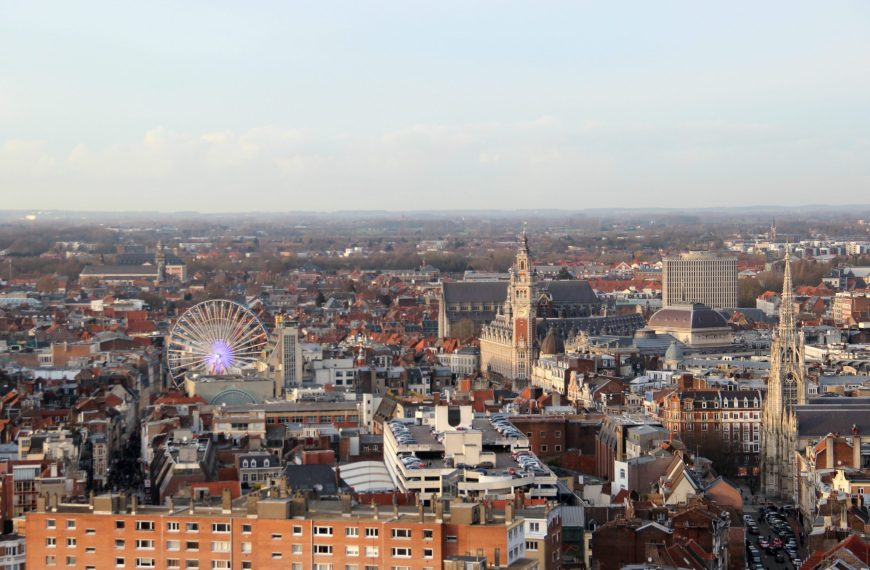 Top 10  des activités à faire sur Lille