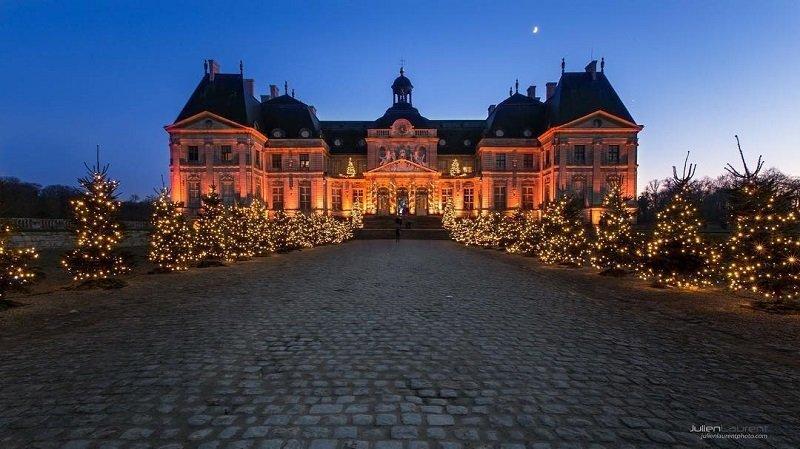 5 châteaux décorés pour Noël à visiter en région parisienne