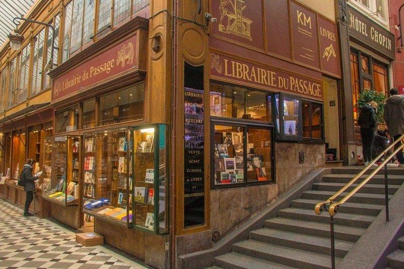 Les plus belles bibliothèques et librairies de Paris