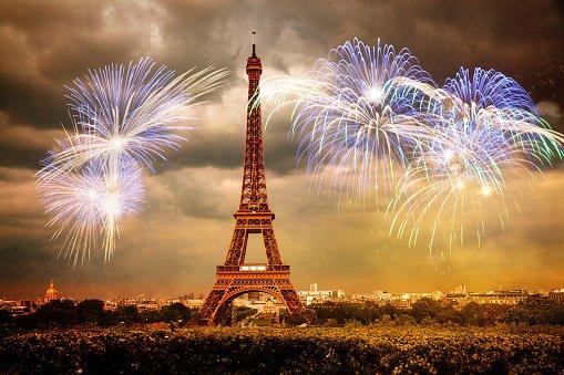 Le Nouvel An dans le monde