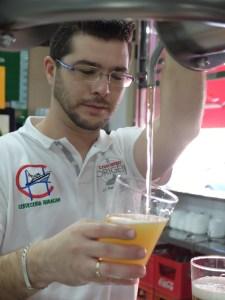 Enderezando el vaso