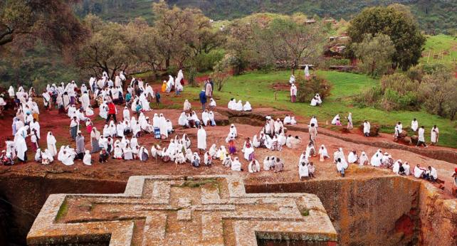eglise ethiopie