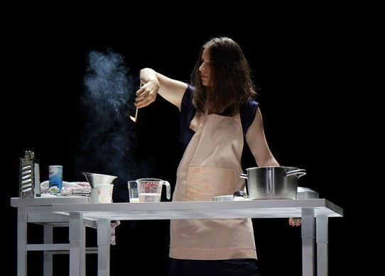 "Anne Juren in ""Magical."" Photo by Christoph Lepka"