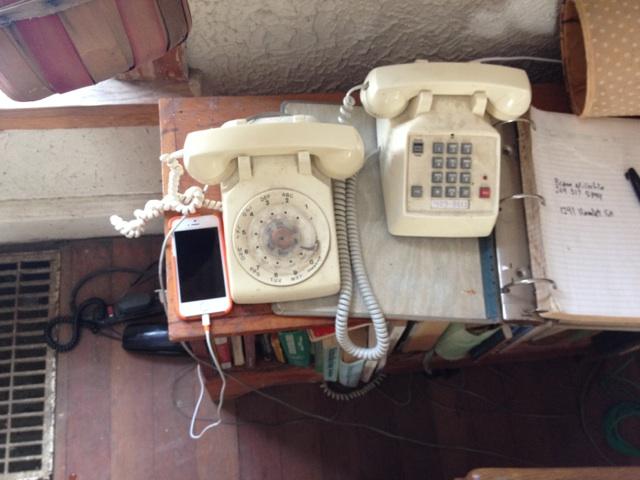 Farmhouse phones