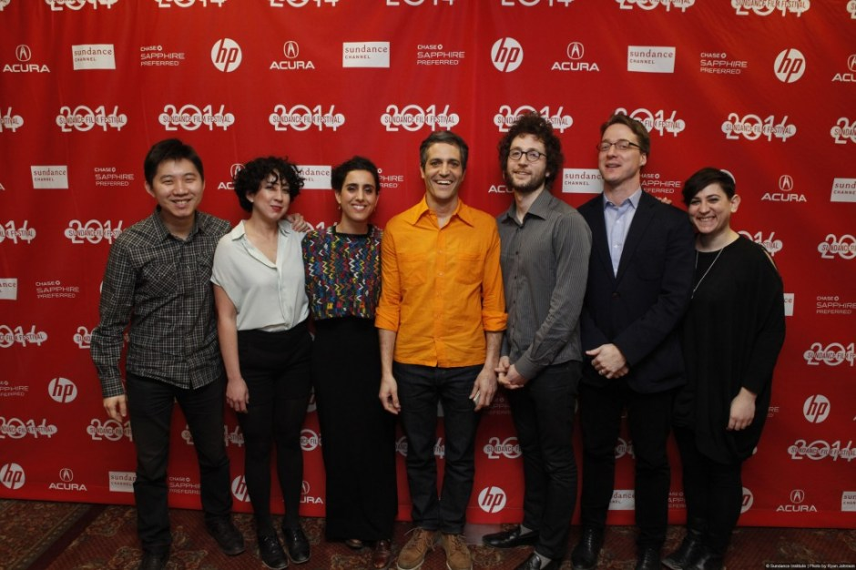 """""""The Measure of All Things"""" Sundance premiere, photo by Ryan Johnson"""