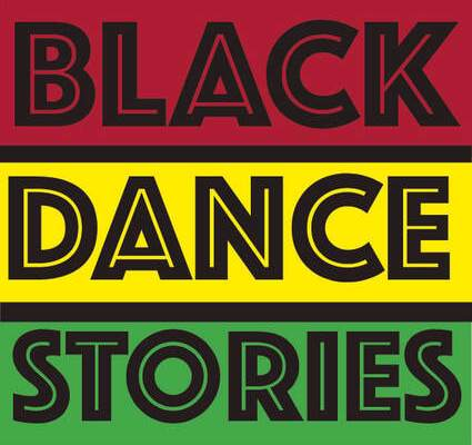 Black Dance Stories Logo