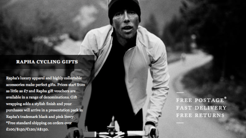 Rapha Gift Ideas