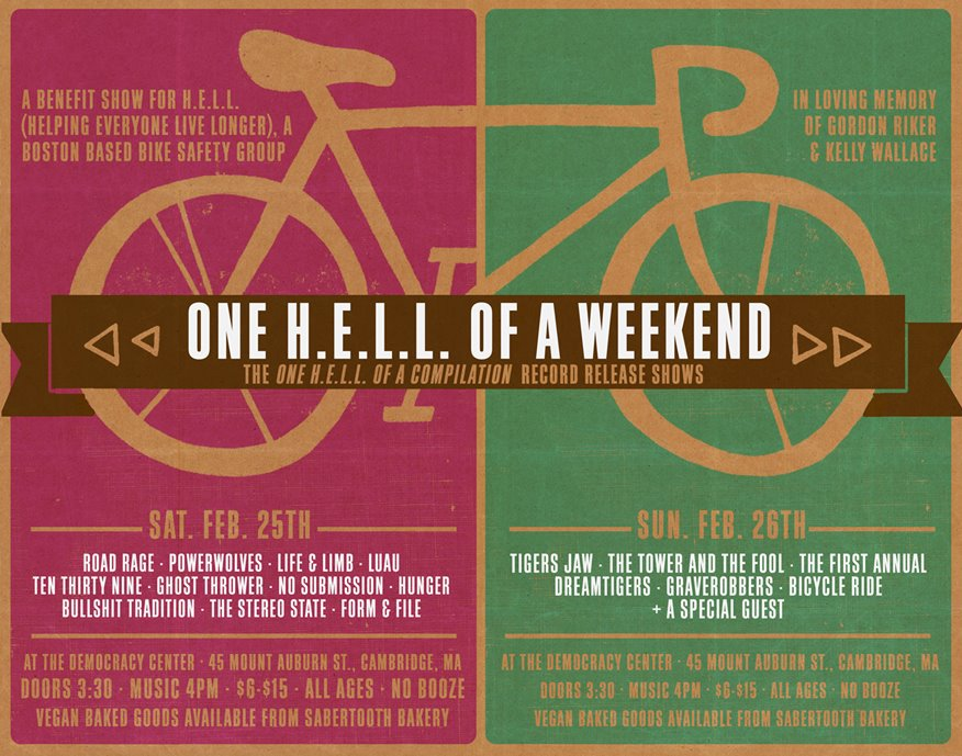 one h.e.l.l. of a weekend