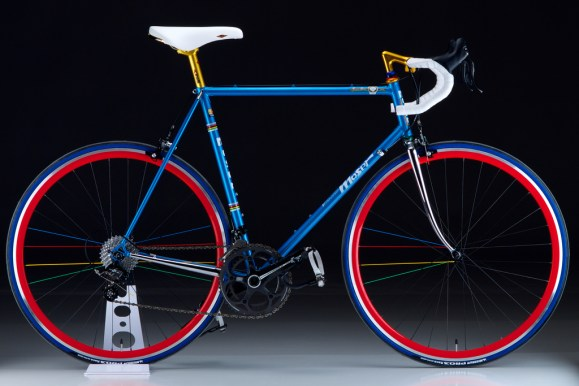moser world champion road bike