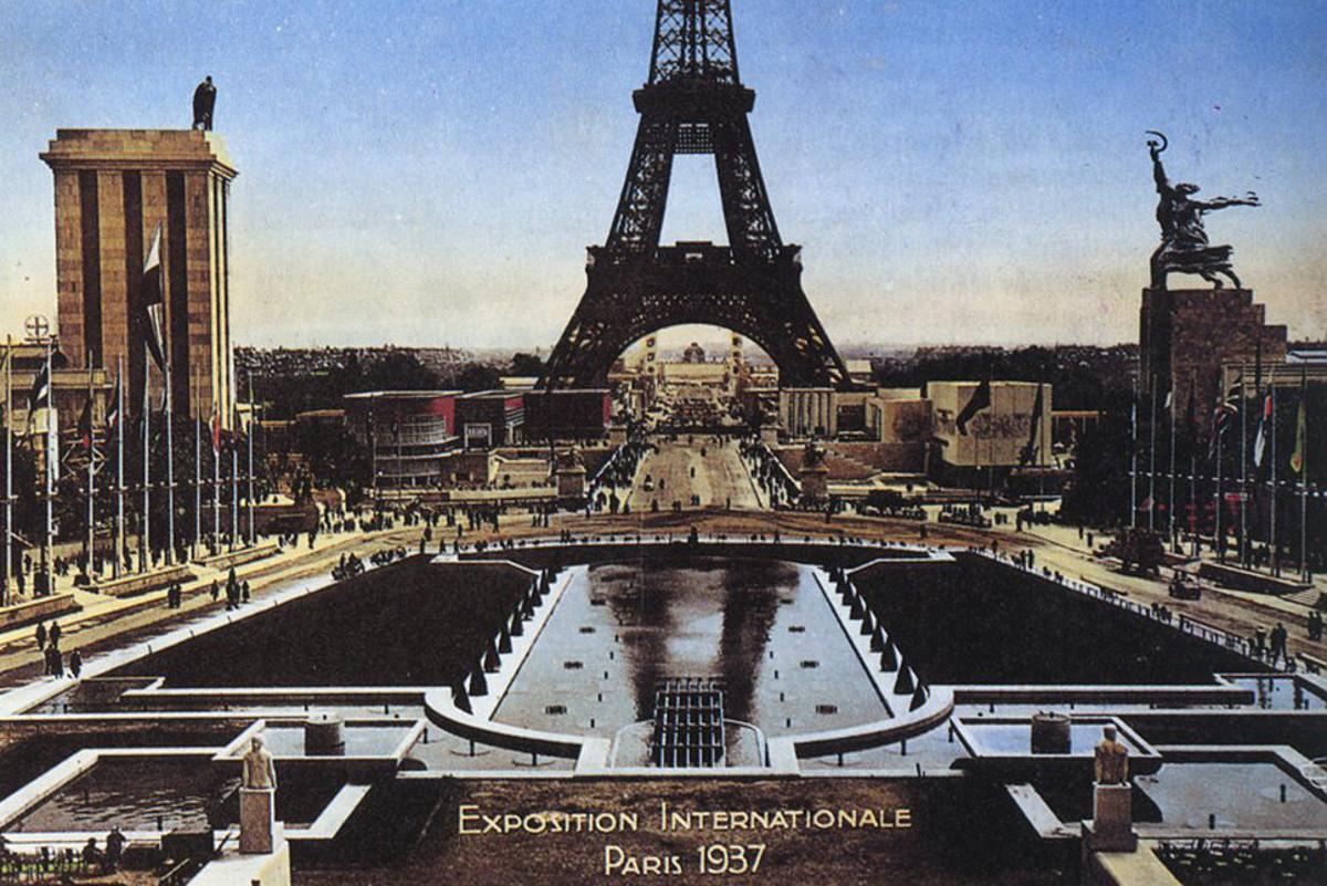 Art and political crises the 1937 paris international for Expo photo paris