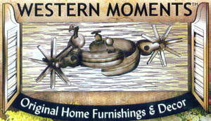 Western Moments Kitchen Decor