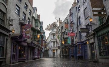 ORLANDO: เดรโก มัลฟอย พาทัวร์ Diagon Alley ดินแดนเวทย์มนต์เปิดใหม่ใน Universal Studio