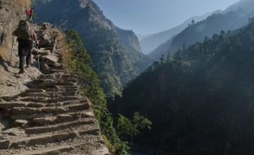 "NEPAL: 15 ข้อที่นักเดินทางจะได้เรียนรู้จาก Manaslu Circuit ""เส้นทางโรงน้ำชาแห่งเนปาล"""