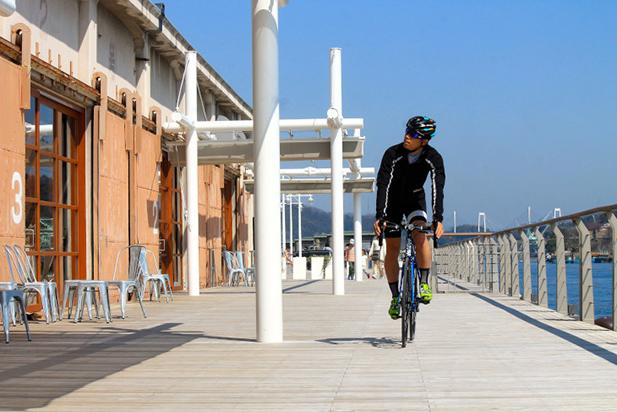 onomichi โรงแรม จักรยาน ญี่ปุ่น