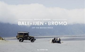 Off the Beaten Track หนีกรุงมุ่งสู่ทะเลดาวและภูเขาไฟที่ อินโดนีเซีย