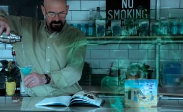 LONDON: เปิดตัวบาร์ค็อกเทลสุดลึกลับจาก Breaking Bad ให้แฟนๆได้ปรุงยา ทดลองเคมีกันด้วยตัวเอง!