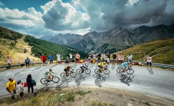 FRANCE: รวมภาพความงามของเทือกเขาแอลป์ในฝรั่งเศส จาก Tour de France 2015