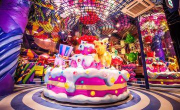 TOKYO: Kawaii Monster Cafe คาเฟ่คาวาอี้หลุดโลกเปิดใหม่ ใจกลางย่านฮาราจูกุ