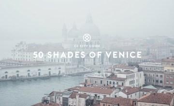 หนึ่งวันครึ่งในนครแห่งสายน้ำ 50 Shades of Venice