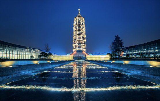 NANJING: Porcelain Tower of Nanjing จากสิ่งมหัศจรรย์ของโลกยุคกลางกลายร่างสู่เจดีย์ยุคมิลเลนเนียม