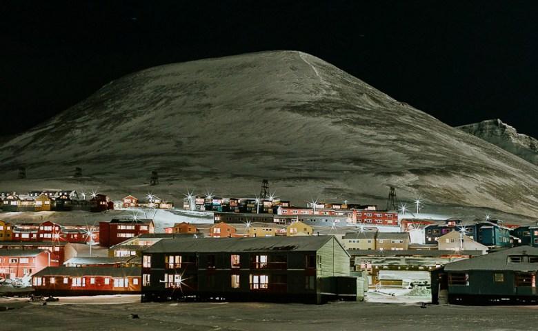 สฟาลบาร์ ดินแดนไร้ตะวันขั้วโลกเหนือ