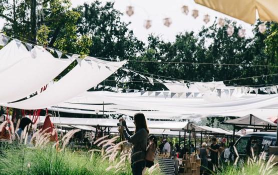 The Mew Hill Market งาน Flea Market บรรยากาศดีที่เขาใหญ่