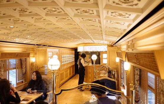 Aru Ressha 'Sweet Train' รถไฟสายหวานแห่งคิวชูที่ขึ้นแล้วไม่มีใครอยากลง