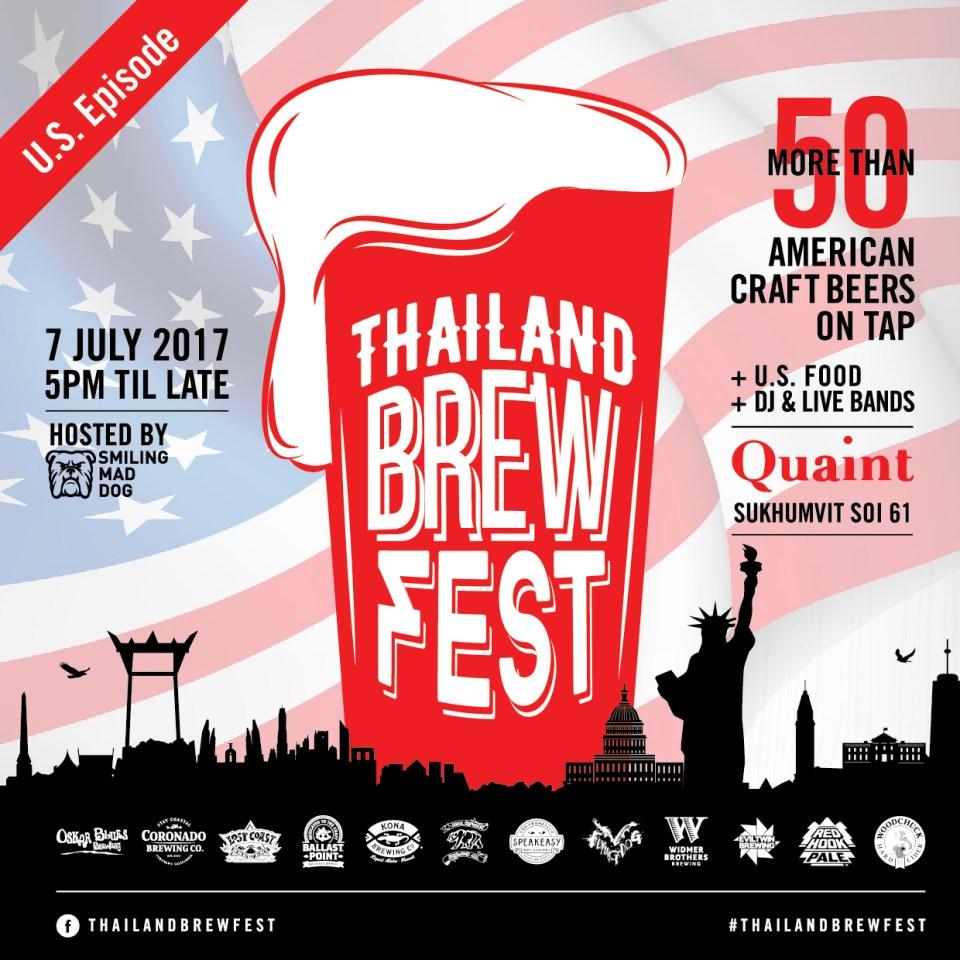 THAILAND BREW FEST