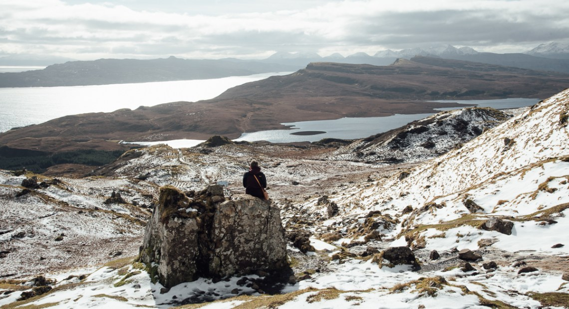 Road Trip หลากฤดูที่ Scottish Highlands
