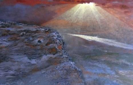ชมภาพเขียนฝีมือศิลปินชาวอีสานกว่า 300 ผลงานที่นิทรรศการ 'ราชธานีแห่งศิลปะ'