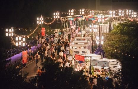 Winter Market Fest #5 เทศกาลแห่งความสุขส่งท้ายปี 2017 ที่ T77