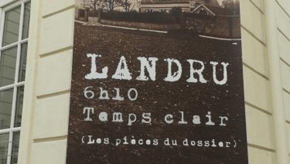 expo Landru 6h10 temps clair