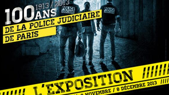 100 ans de la police judiciaire