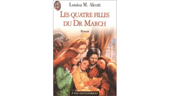 les 4 filles du docteur march louisa may alcott