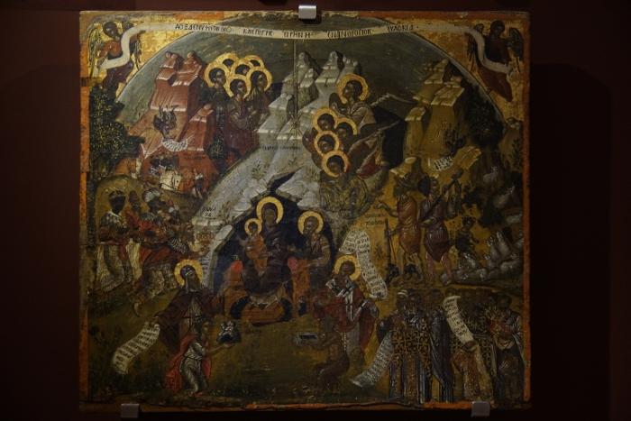 Heraklion musee art religieux 6