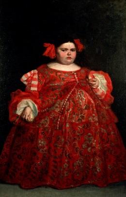La Montrua vestida, Juan Carreño de Miranda