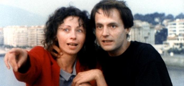 Marie Rivière et Vincent Gauthier dans Le Rayon vert