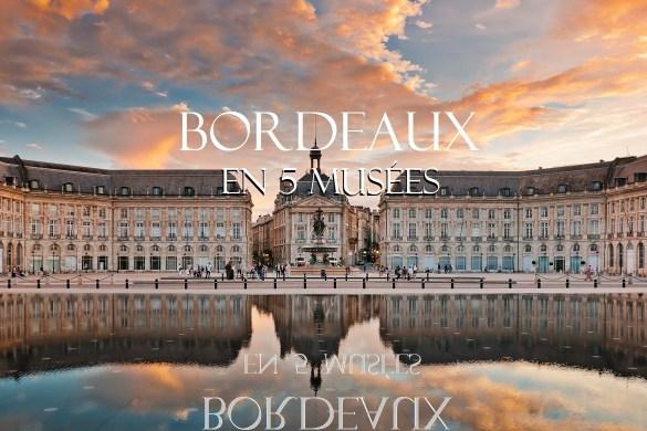 Bordeaux musées